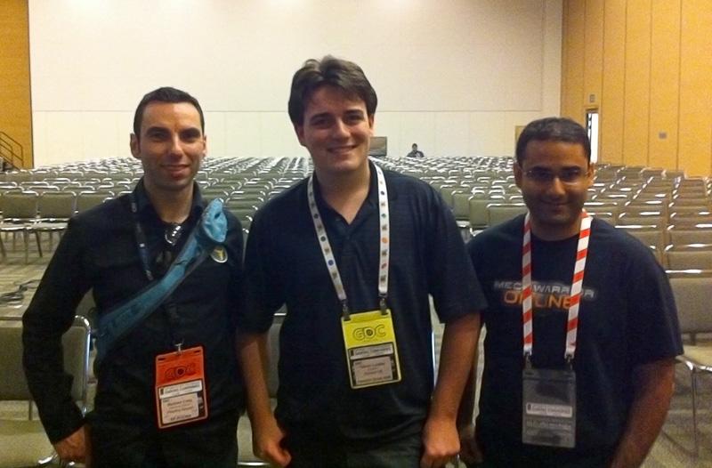 MechWarrior Online Oculus Rift support a possibility: Piranha Games meet Palmer Luckey at GDC