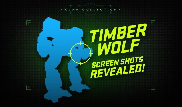 Timber Wolf model is revealed